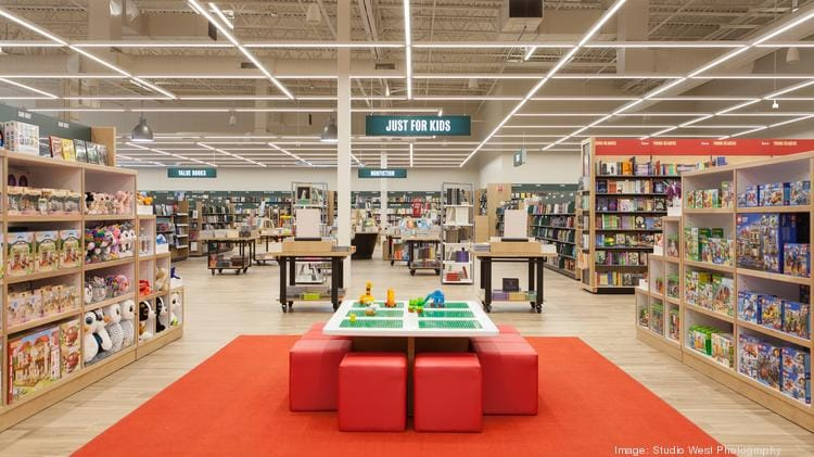 Barnes & Noble Toys With Idea of Copying Indie Bookstores ...