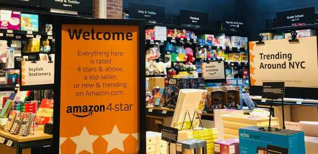 """Amazon Opens the Second """"Shit People Like to Buy"""" Store in Denver Amazon"""