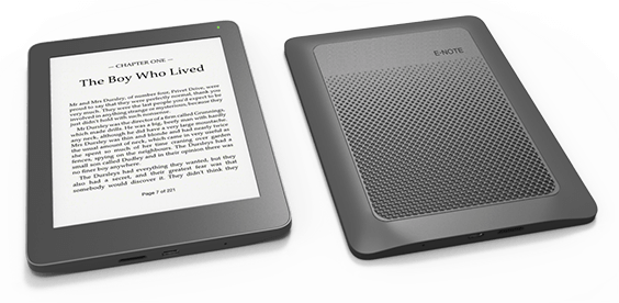 "New 6.8"" MobiScribe eReader Clears the FCC e-Reading Hardware"