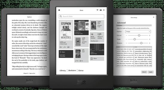 New Firmware Update Available for Kobo eReaders e-Reading Software Kobo