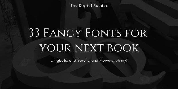 33 Ornament, Dingbat, and Other Decorative Fonts You Can Use (Legally and For Free) in Your Next eBook content creation Font