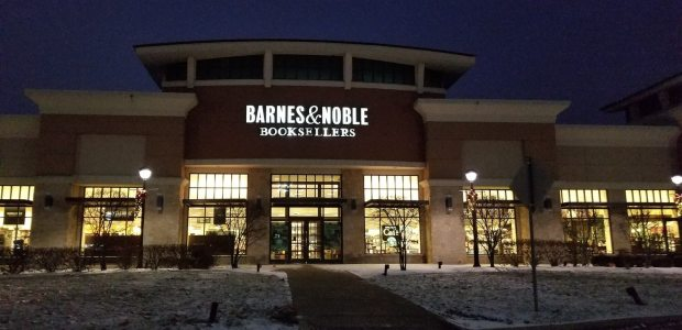 Barnes & Noble Won't Say How Much They Sold in the 2018 Holiday Season Barnes & Noble