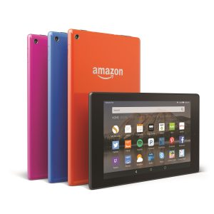 Fire HD 8 Now on Sale for $50 e-Reading Hardware Fire