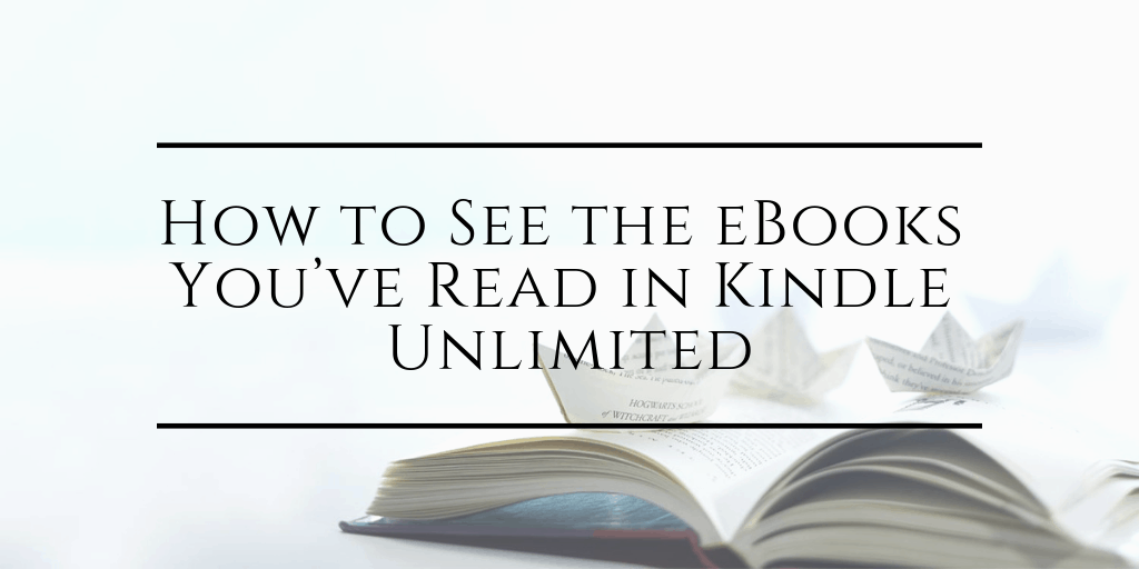 Unlimited kindle