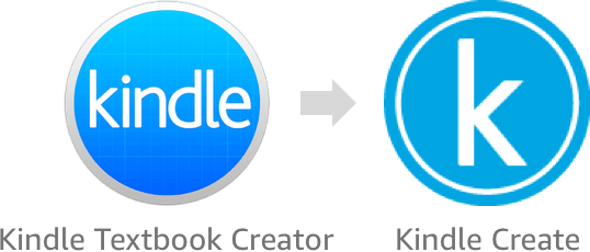 Kindle Textbook Creator Merged Into Kindle Create The