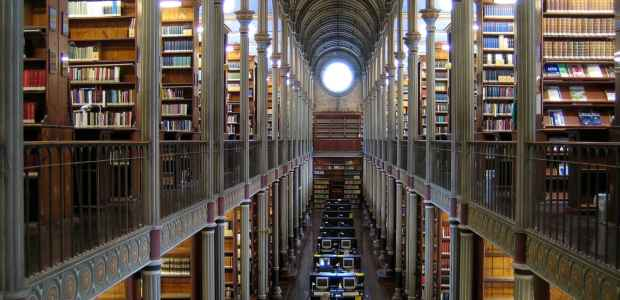 Amazon Doesn't Sell Nearly As Many Books To Academic Libraries As Some Would Assume Amazon Libraries