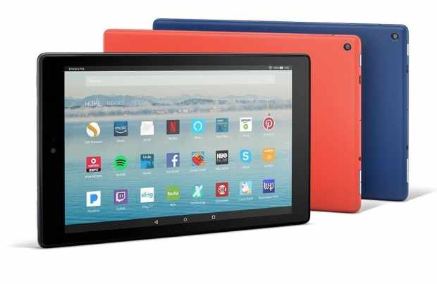 Amazon Put the Kindle Fire Tablets on Sale for Mother's Day e-Reading Hardware Fire