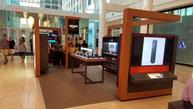 Amazon to Close All 87 Pop-up Stores Amazon Retail