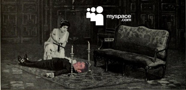 "The Internet Archive Recovers 490,000 Music Files ""Lost"" by MySpace Blast from the Past"