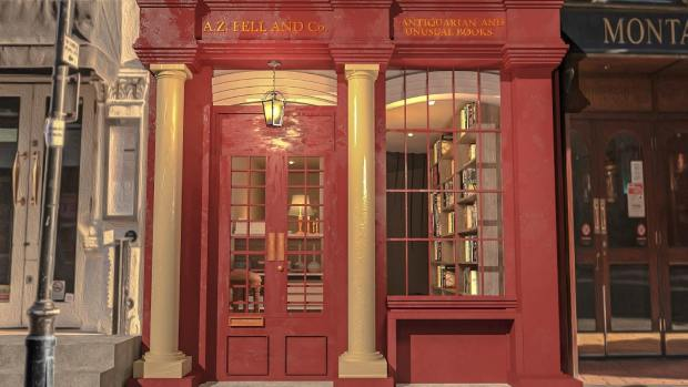 """Omen All Day: Amazon to Launch a Pop-Up """"Good Omens""""-Themed Bookstore in London Amazon"""
