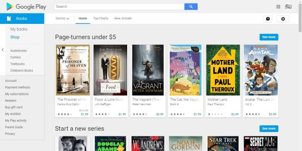 Google Play Books is Cutting Out the Middleman, Now Wants a Direct Relationship with Authors and Publishers Google Books Self-Pub