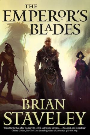"Brian Staveley's ""The Emperor's Blades"" is Tor.com's Free eBook of the Month Freebies"