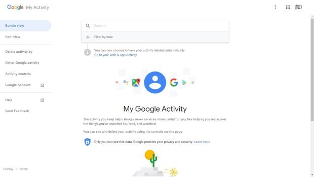 How to Erase Your Google History (Yes, All of it) Google