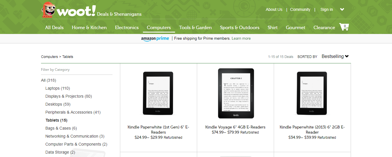 Kindle Deals | The Digital Reader