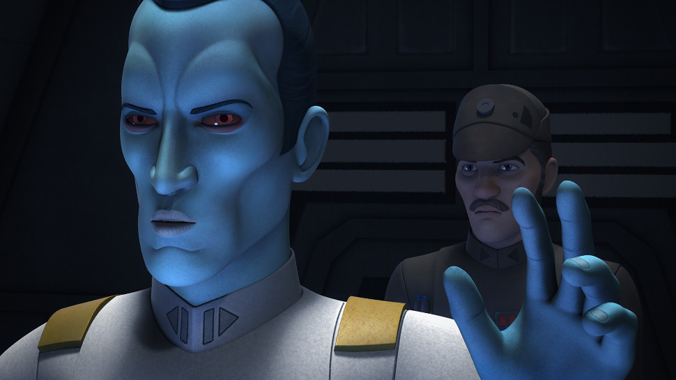 STAR WARS REBELS: IRON SQUADRON RECAP