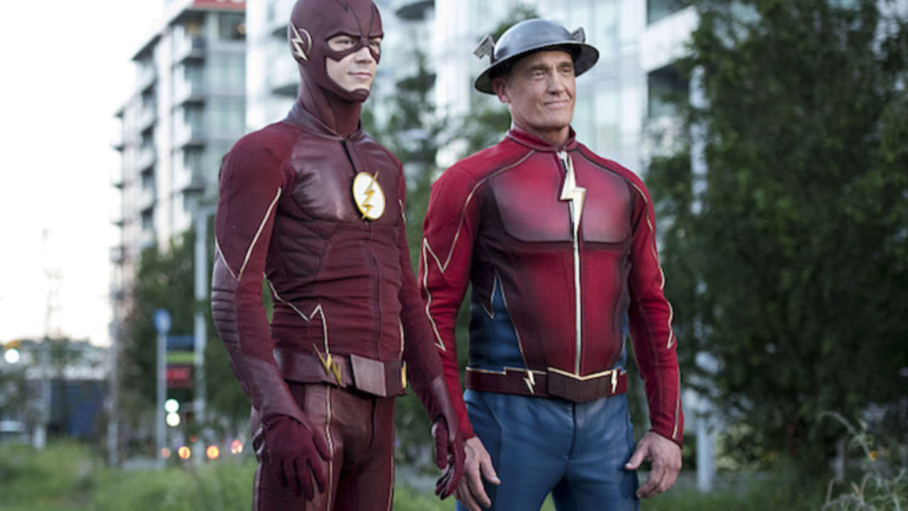 THE FLASH: WINTER FINALE RECAP