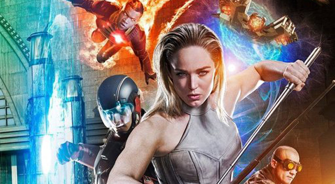 DC'S LEGENDS OF TOMORROW: HEROES VS ALIENS PART FOUR RECAP