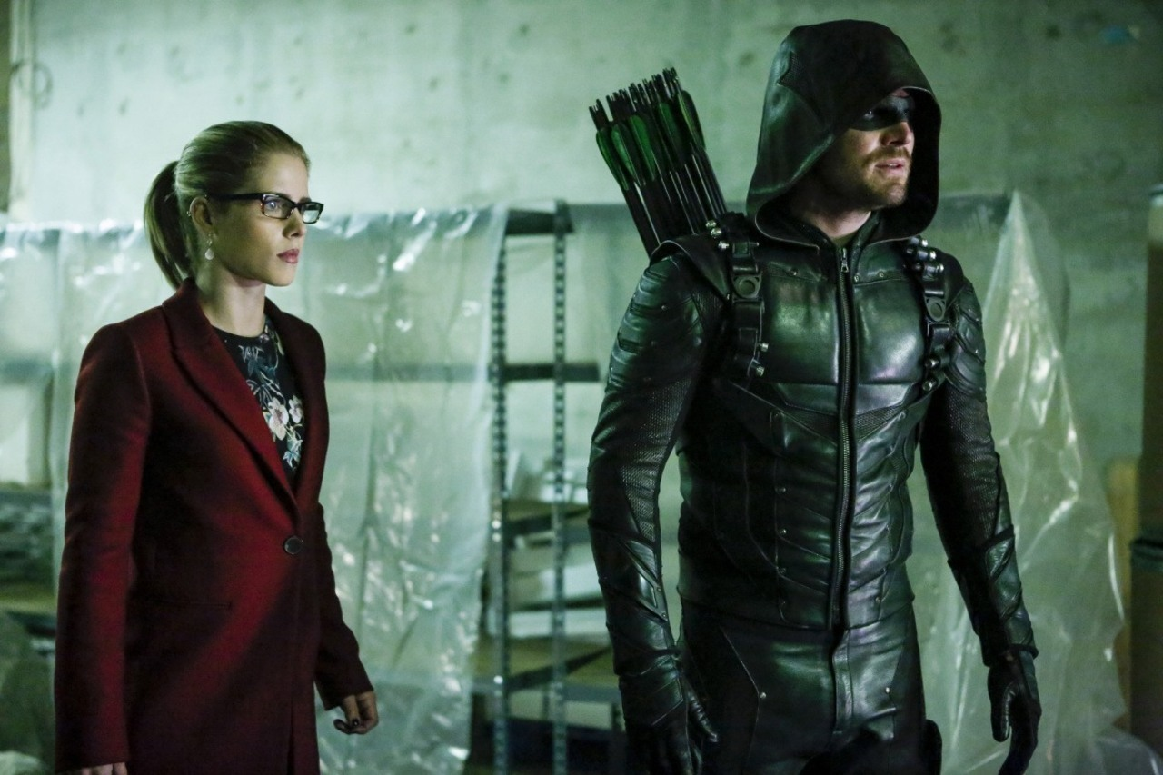 ARROW: WHO ARE YOU? RECAP