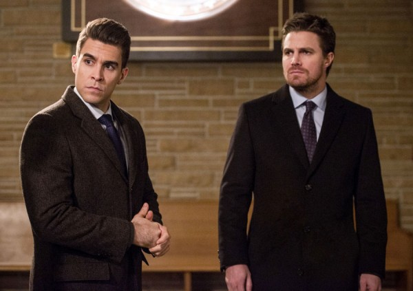 "ARROW: ""Fighting Fire With Fire"" RECAP"