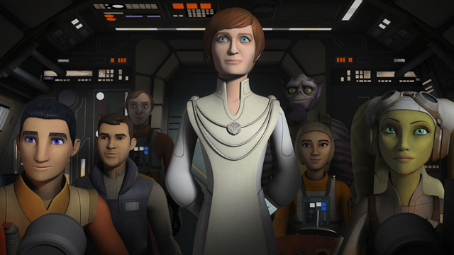 "STAR WARS REBELS: ""Secret Cargo"" RECAP"