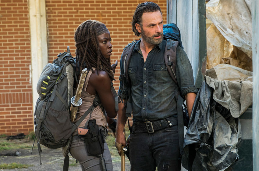 "THE WALKING DEAD: ""Say Yes"" RECAP"