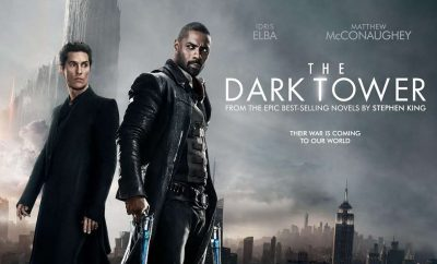 MOVIE REVIEW – THE DARK TOWER