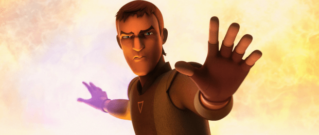 STAR WARS REBELS: THE FINAL EPISODES BEGINS…