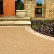 Resin Bound Driveways in Derbyshire