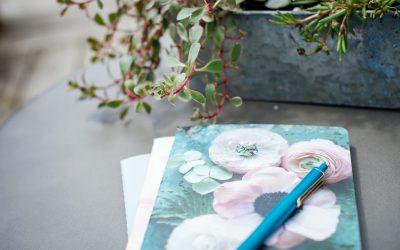 Spotlight on: Gratitude journals