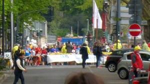 Marathon-Zirkus auf der Kö