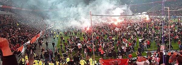 Relegation 2012: F95 vs Hertha