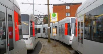 Ratingen-Mitte: Ein öder Ort, der ohne 712 noch öder wäre