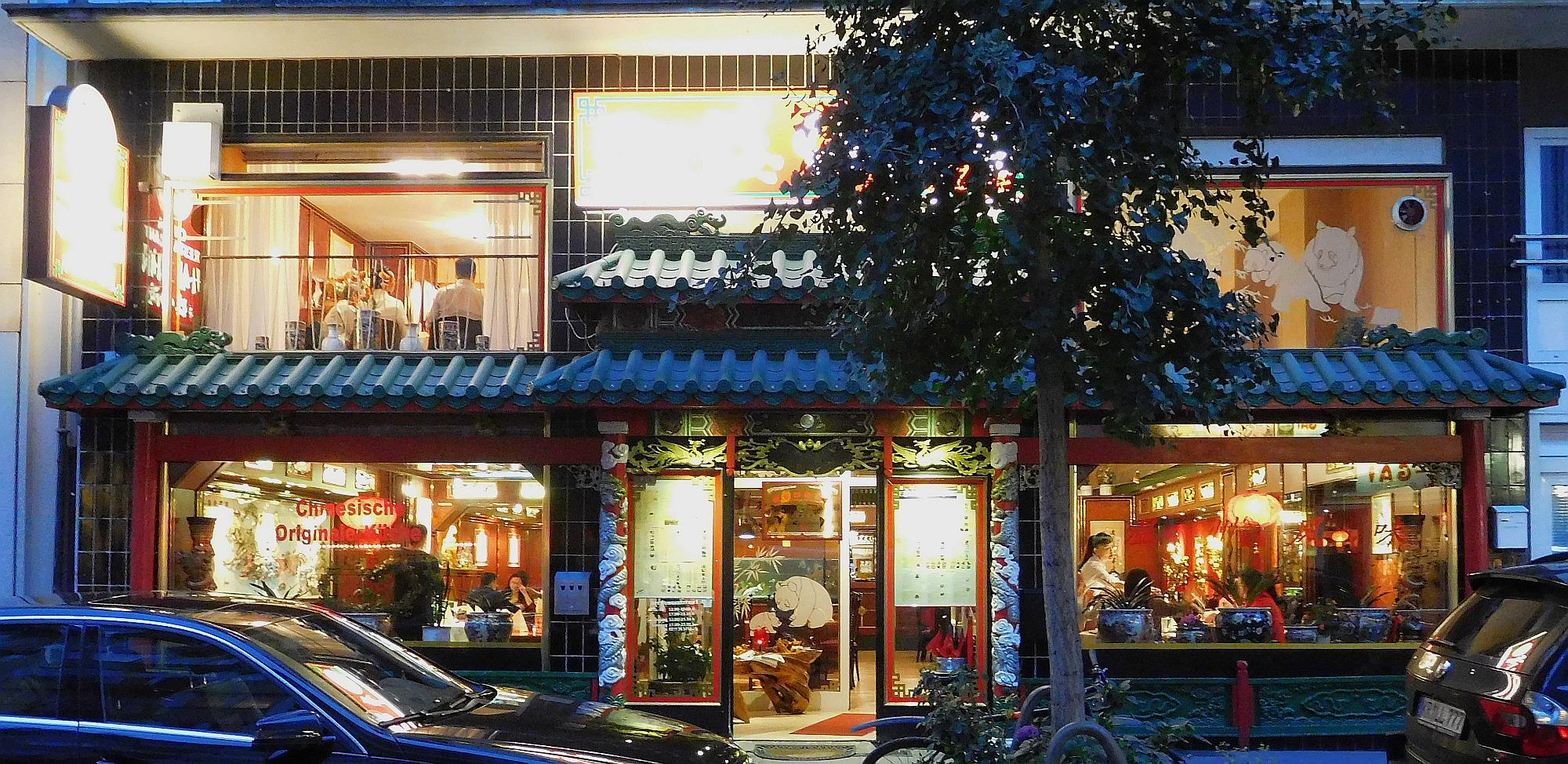 Das Original-Chinarestaurant Tsun-Gai auf der Bahnstraße