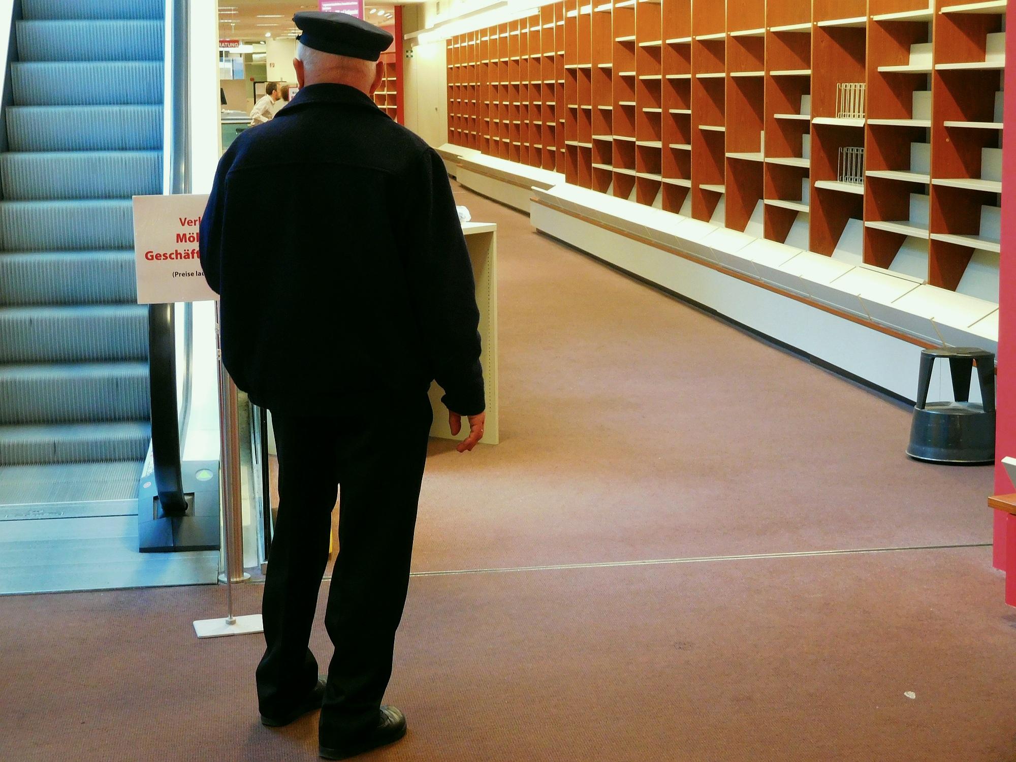 Bild der KW13: Letzter Besuch im Stern-Verlag