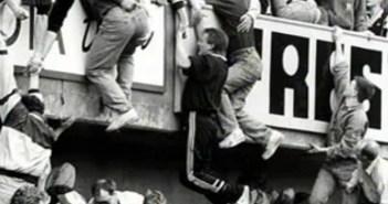 15.04.1989: Das Hillsborough-Desaster