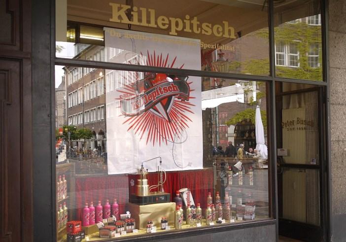 Schnapsladen Busch: Hier gibt's den berühmten Killepitsch (Foto: TD)