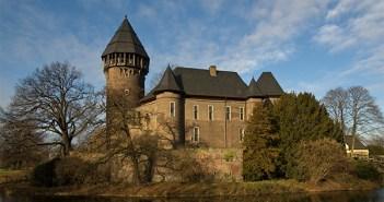 Die Burg Linn (Foto via Wikimedia)