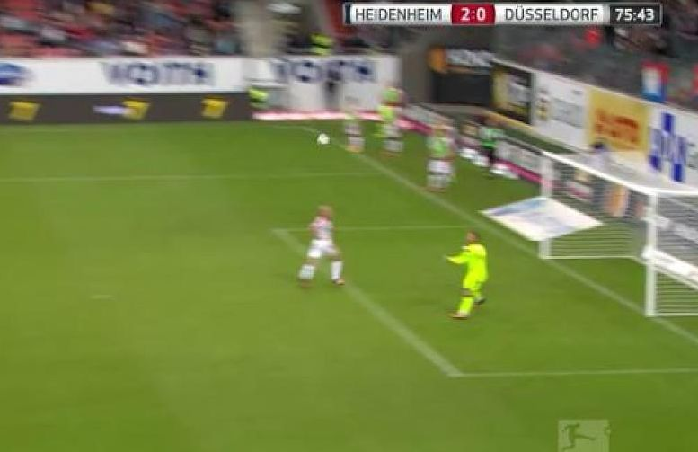Heidenheim vs F95 2:0