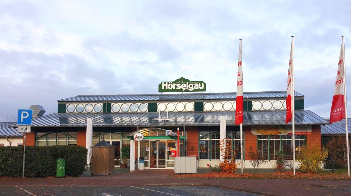 Raststätte Hörselgau an der A4