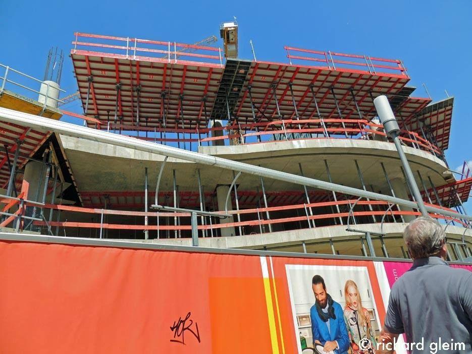 Bild der KW20: Kö-Bogen-Baustelle