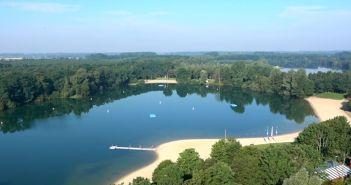 Der gar nicht so kleine Kaarster See (Foto: Kreiswerke Grevenbroich GmbH)