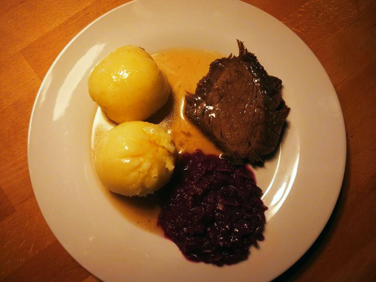 RdW: Sauerbraten rheinisch-westfälisch