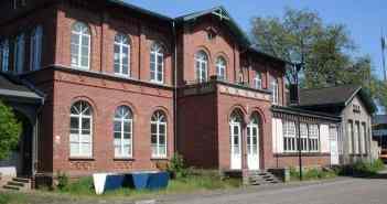 Der Kulturbahnhof, gleich beim S-Bahnhof Eller