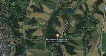 Google-Map: Rotthäuser Bachtal