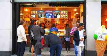Pia-Eis an der Kasernenstraße - immer beliebt