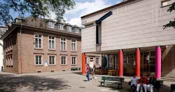 Das Stadtmuseum am Rande der Altstadt (Foto: Medienzentrum Rheinland, Stephan Arendt)