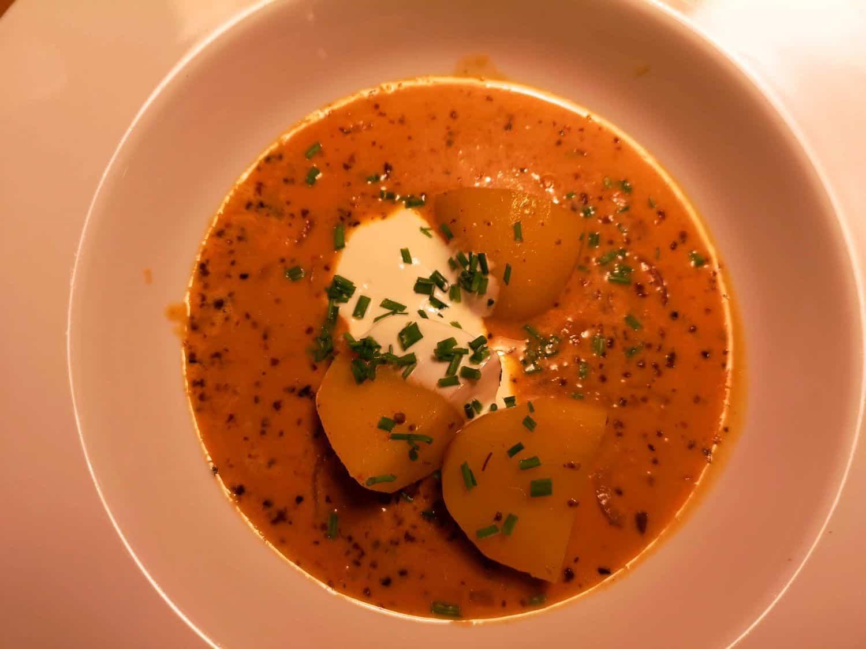RdW: Kartoffelrahmgulasch - Geschmack ohne Fleisch