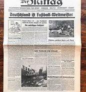 """""""Der Mittag"""", Ausgabe von 1954"""