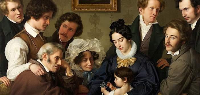 Der Schadowkreis - eine Kollektivarbeit von 1830/31