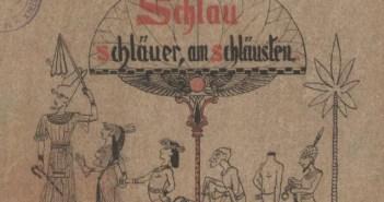 Titelbild eines der Bücher von Carl Maria Seyppel